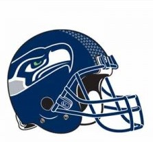 New Release Seahawks Helmet Tattoo Design