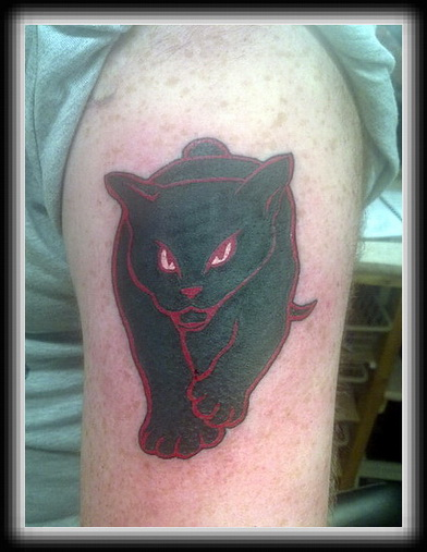 New Wicked Animal Tattoo