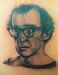 Nice Portrait Tattoo
