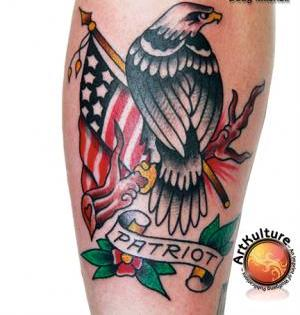 Patriot American Tattoos