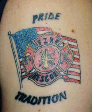 Pride Tradition - American Tattoo