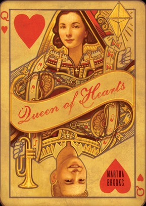 Queen Of Hearts Tattoo Flash (4)