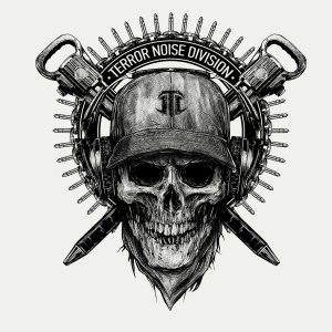 Skull Helmet Tattoo Drawing