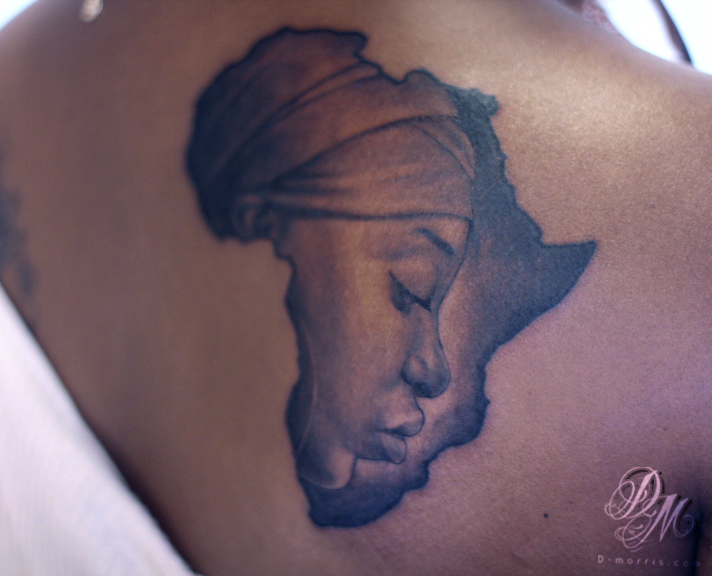best african tattoo