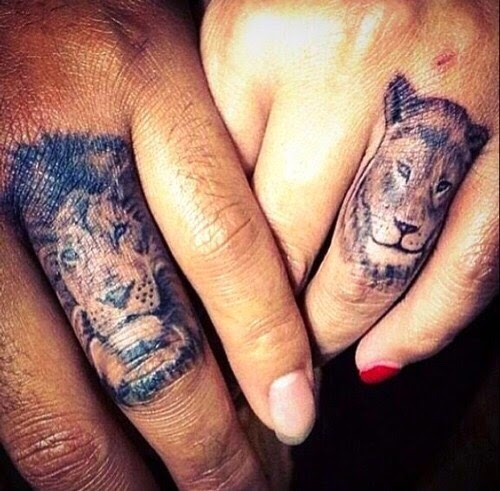 Lion tattoos 86789
