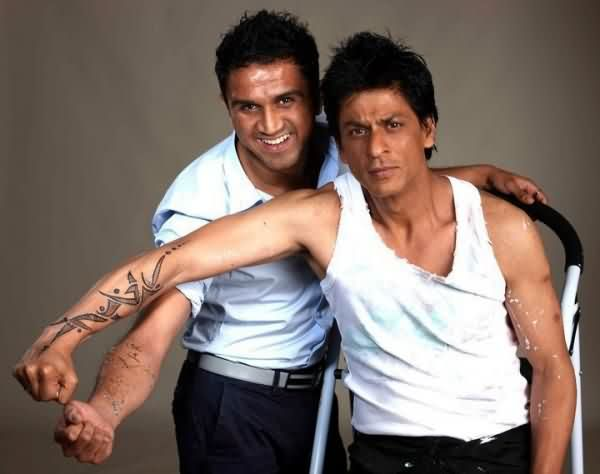 Celebrity SRK Tattoos