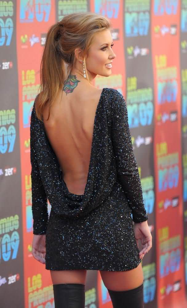 Celebrity audrina patridge Tattoos