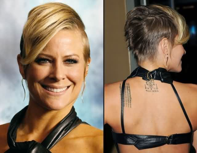 Celebrity brittany daniel Tattoos