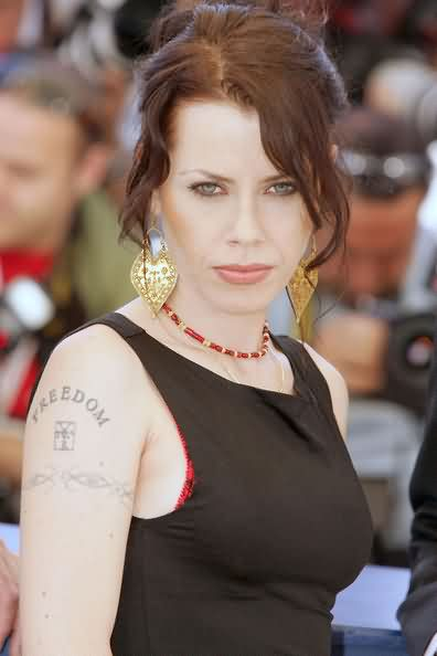 Celebrity fairuza balk Tattoos
