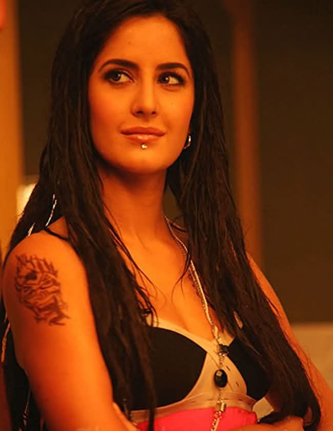 Celebrity katrina Tattoos