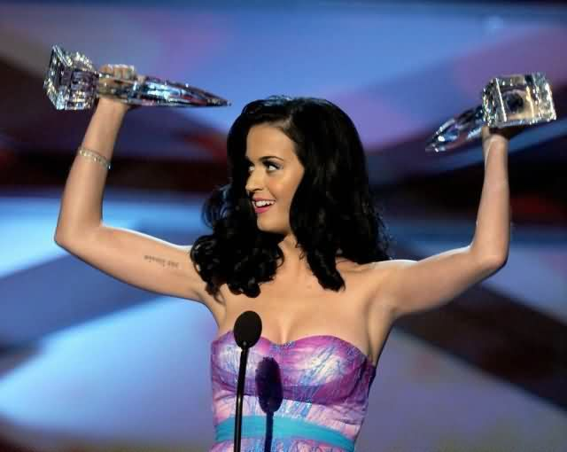 Celebrity katy perry Tattoos