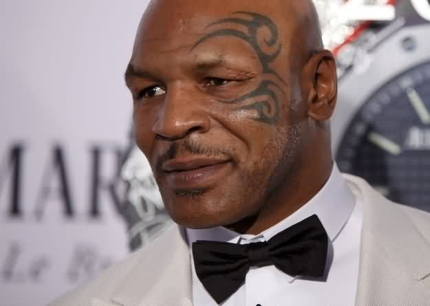 Celebrity myke Tattoos