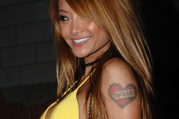 Celebrity tila tequila Tattoos