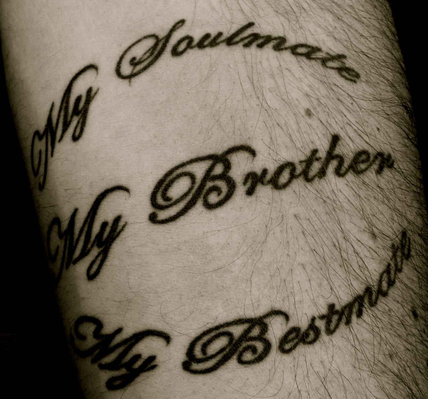 memorial tattoos for brother