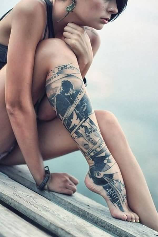 best tattoo for girls