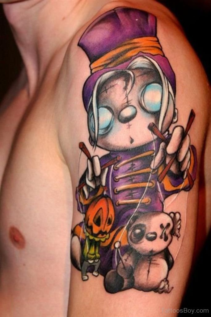 Cartoon Tattoos Designs And Ideas