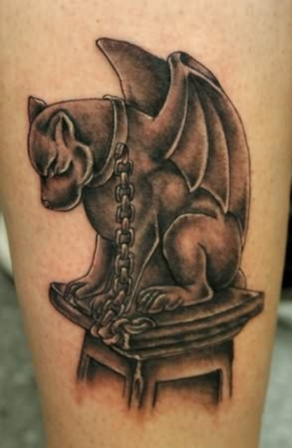 Gargoyle Tattoos Designs And Ideas