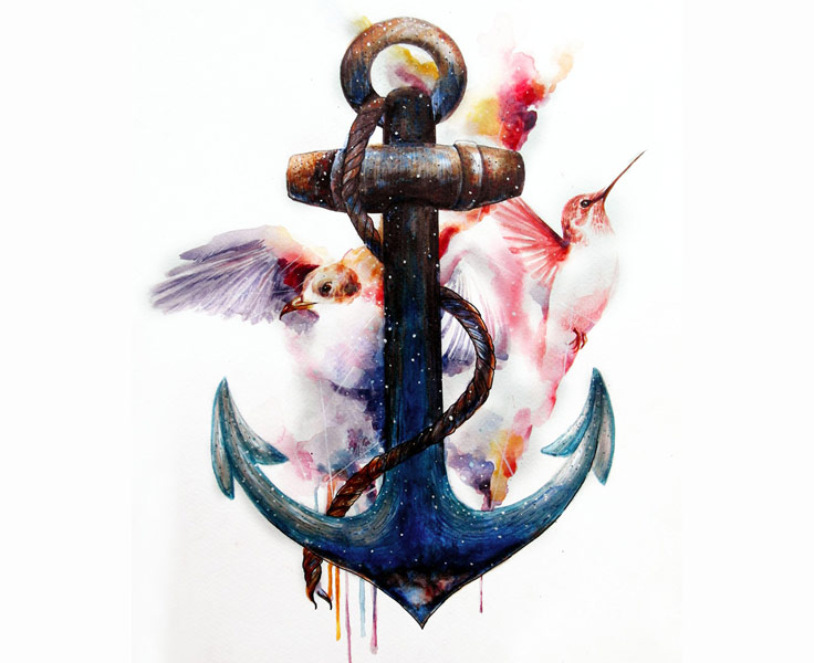 Anchor Tattoos