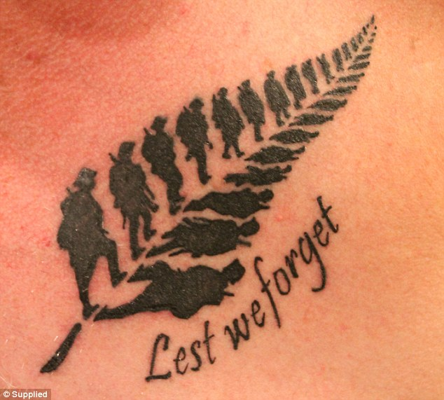 awesome army soldiers tattoo desing ideas