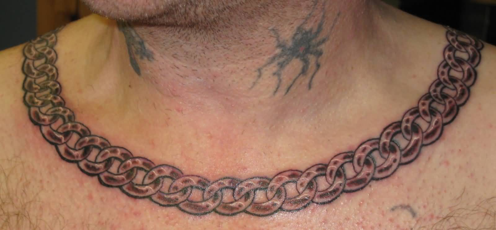 Celtic Knot Wonderful Necklace Tattoo