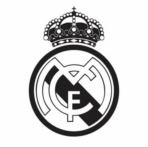Fantastic White Wallpaper Real Madrid CF Logo Tattoo