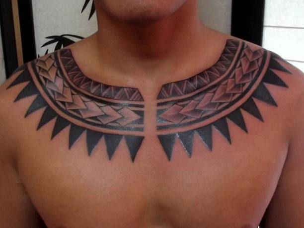 Necklace Tribal Maori Necklace Hawaiian Tattoo
