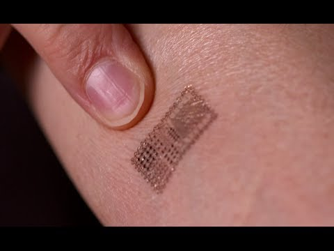 Simple And Amazing Electronic Science Tattoo