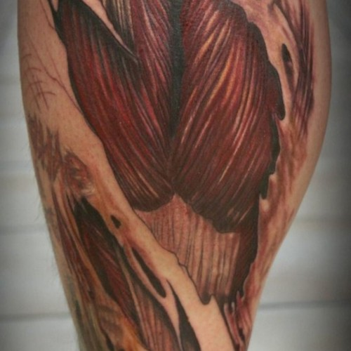 Ultimate Muscles Tattoo Designs