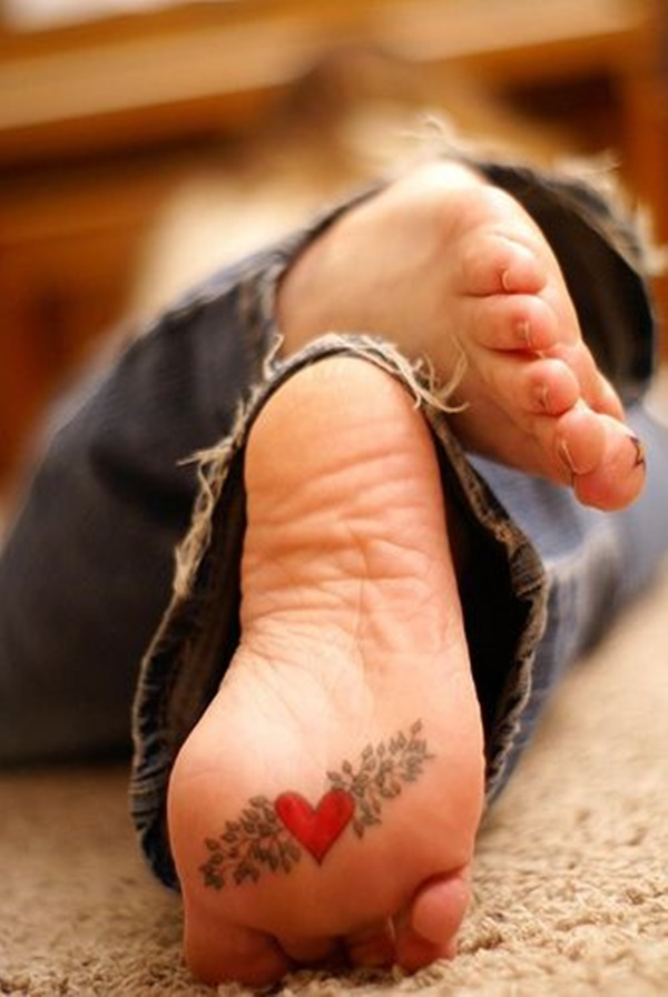heel love tattoos