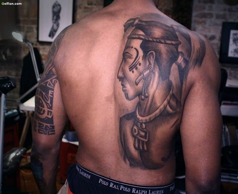 African Tattoo For Men