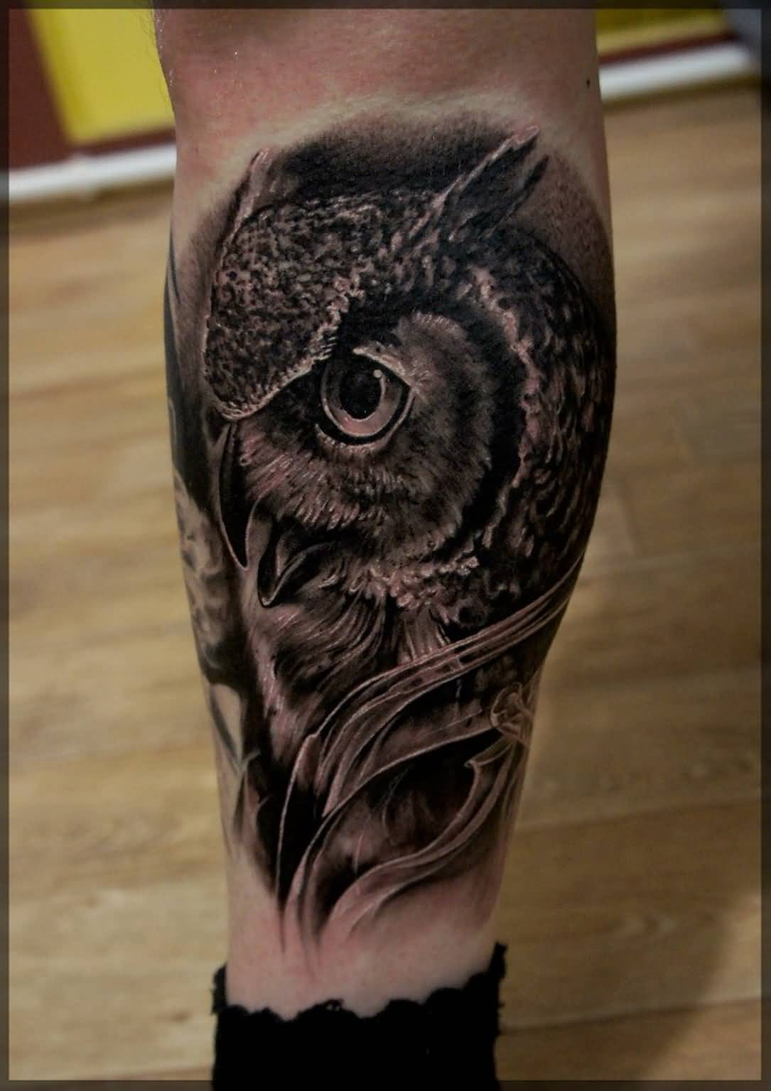 Awesome Owl Tattoos