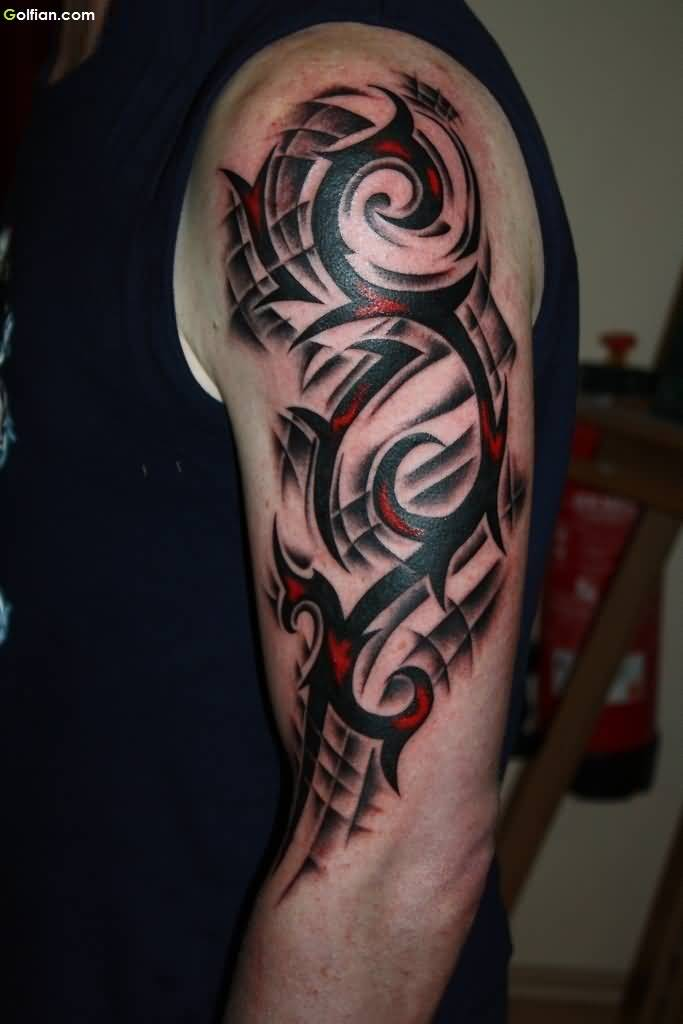 Latest Tribal African Tattoo
