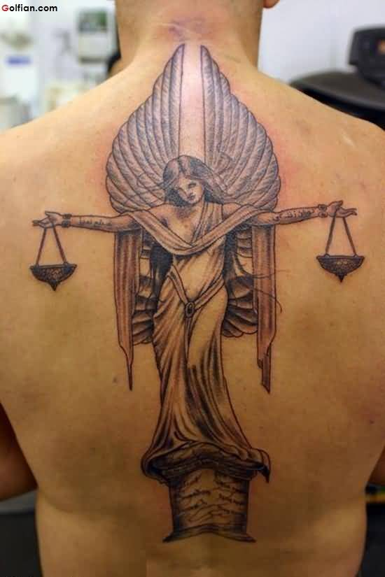 Marvelous Angel Tattoo