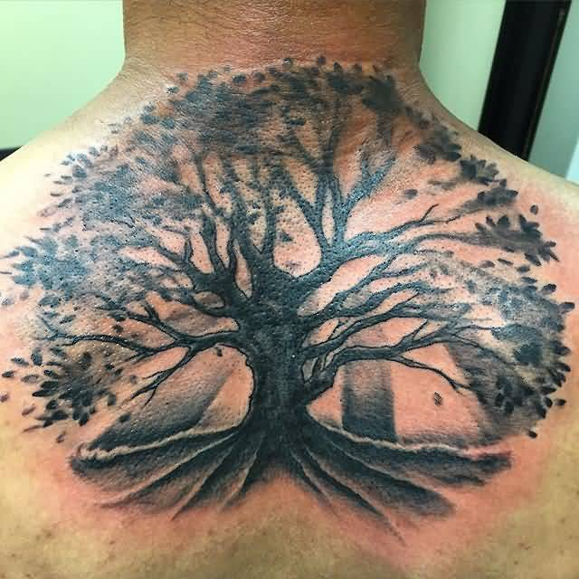 Oldest Tree Tattoo