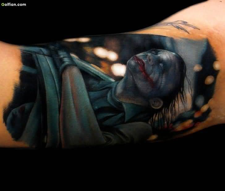 Perfect Animated Tattoo