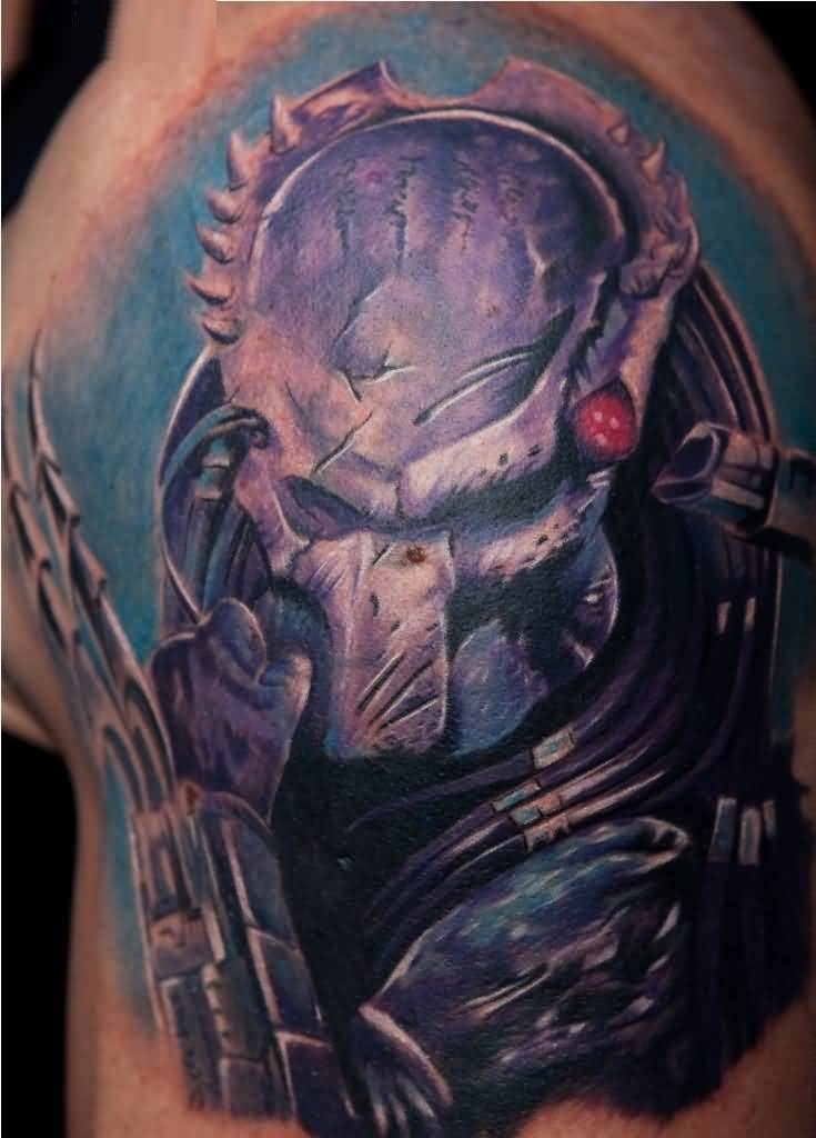Popular Alien Tattoo