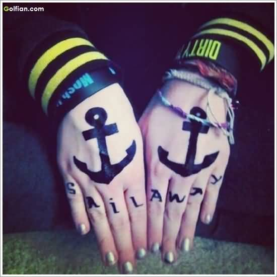 Sweet Anchor Tattoos