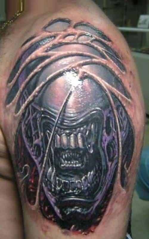 Worst Alien Tattoo